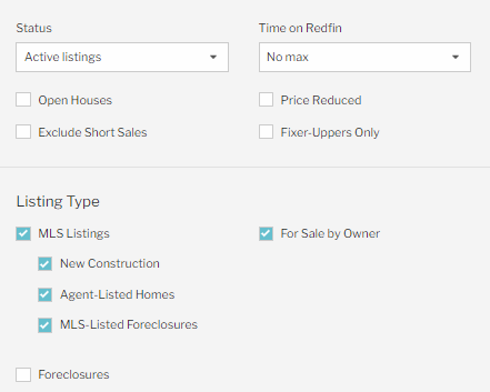 How to Create a Saved Search – Redfin Customer Service