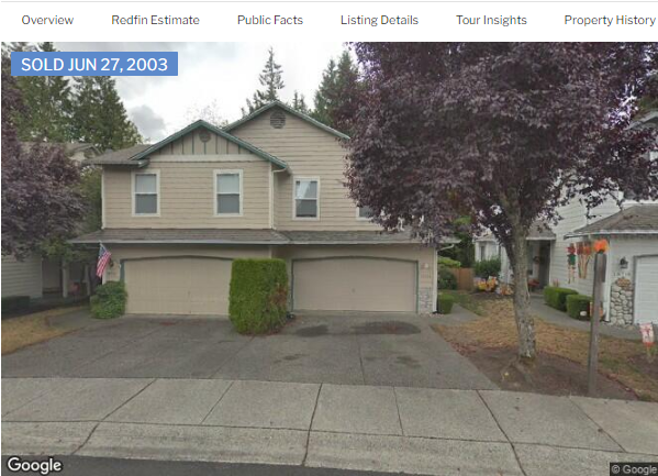 Google Street View – Redfin Customer Service